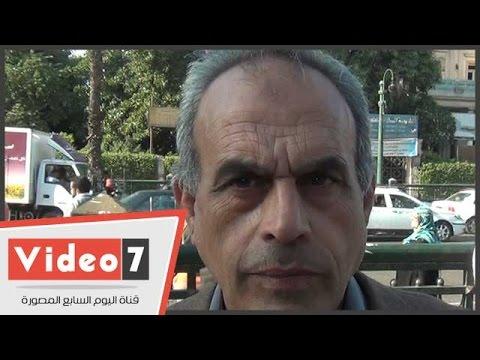 اليوم السابع : مواطن:«رؤساء الأحياء لو اشتغلو مصر هتكون أحسن من أوروبا»