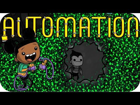 ONI AUTOMATION UPGRADE: ACCIDENTAL SLIME-LUNG INFESTATION!! SEASON 03 EP 12 OXYGEN NOT INCLUDE