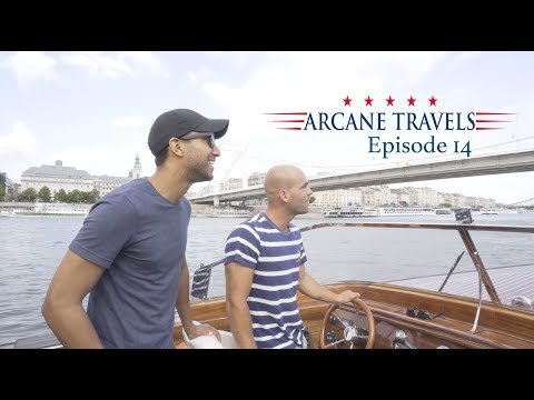 Budapest Boat Tour! And Brody House Studios! - Episode 14