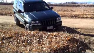 new rough country jeep wj 4 lift with 32 bfg mud terrains