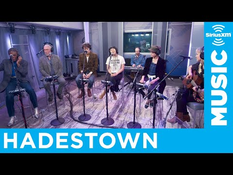 The Cast of Hadestown - Wedding Song [Live @ SiriusXM]