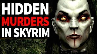 10 Horrific Skyrim Murderers Hiding in Plain Sight