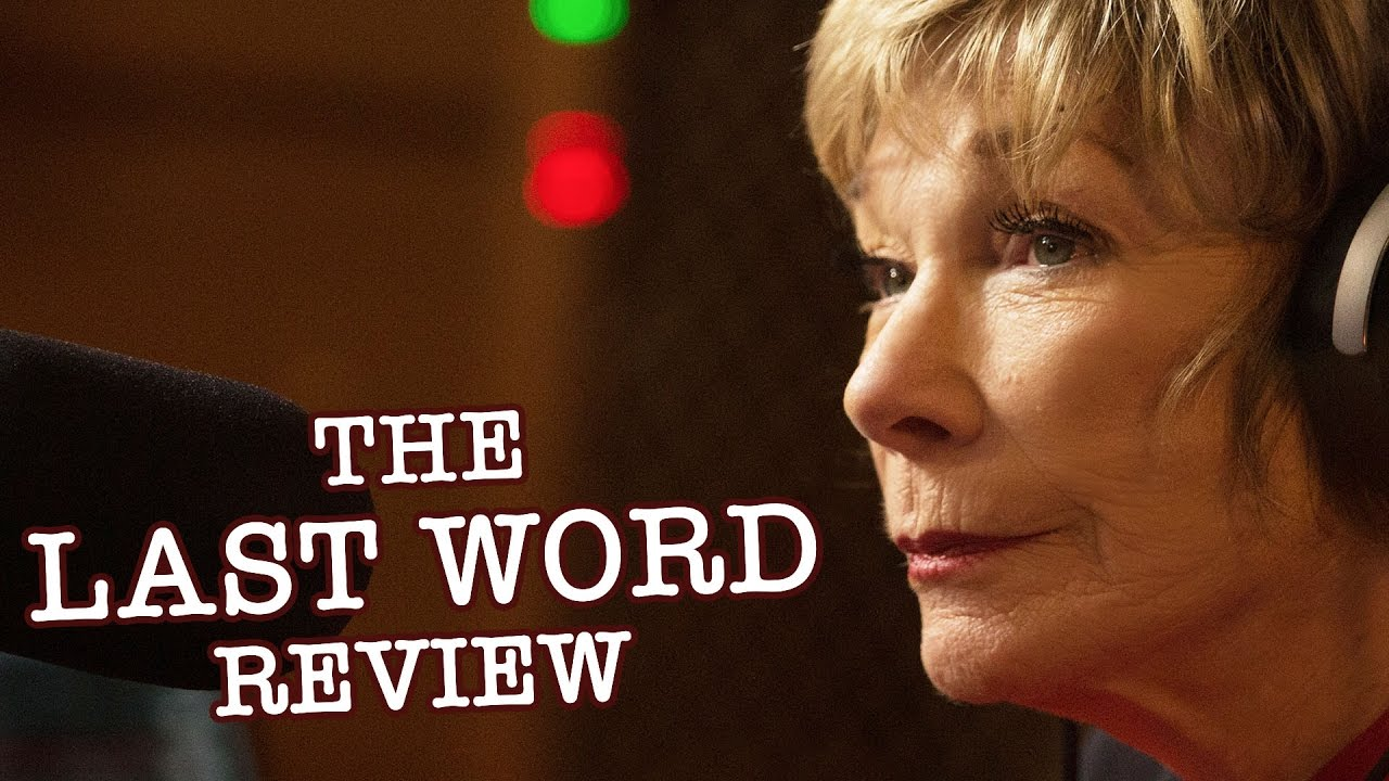 ​The Last Word Review - ​Shirley MacLaine, Amanda Seyfried