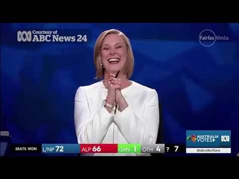 """Suck on that Kerry O'Brien,"" says Leigh Sales"