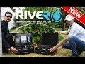 Detector de agua subteránea  RIVER G con 3 sistemas de búsqueda video