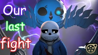 Скачать SFM Undertale Our Last Fight Ultra Sans
