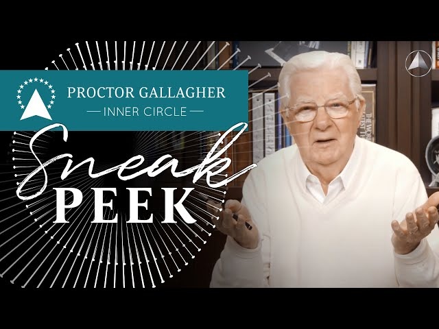 The Effortless Way | PGI Inner Circle Sneak Peek | Bob Proctor