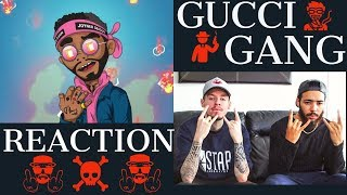 Joyner Lucas - Gucci Gang (Remix) REACTION