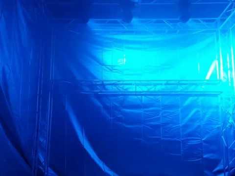 Amazon U`King Stage lighting Moving Head Light 7x10W