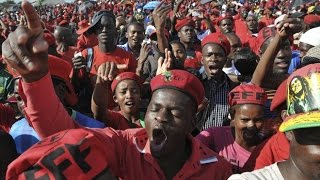 LIVE: EFF celebrate their one year anniversary