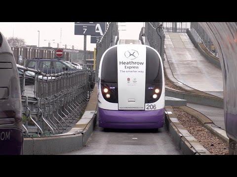 London Heathrow ULTra Pods