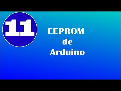 EEPROM de Arduino