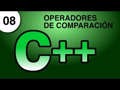 Tutorial C++ - 8. Operadores de Comparación