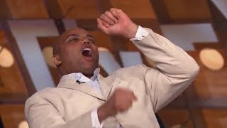 Charles Barkley Eats Churros - Inside the NBA
