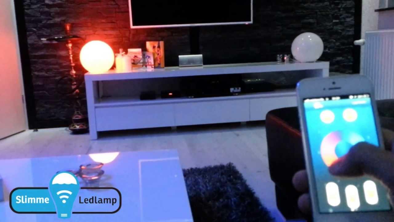 Wifi led lampen bedienen met een tablet of smartphone via app wifi led lampen bedienen met een tablet of smartphone via app parisarafo Image collections