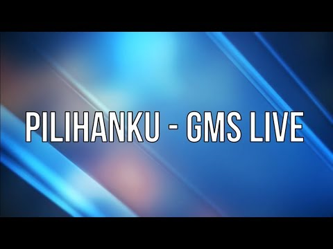 Pilihanku - GMS LIVE (Christmas Is Christ) || With Lyrics