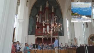 Psalm 150 - Nieuwste Psalmen CD Urker Mannenkoor Hallelujah o.l.v. Bert Moll