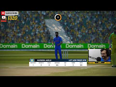 Cricket 19 | Online Matches Live With Commentary By XGSpARda | Ind Vs Aus Top5