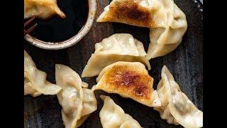Potstickers (Pan Fried Chinese Dumplings)
