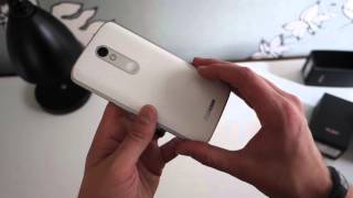 DROID Turbo 2 and DROID Maxx 2 Unboxing and Tour!