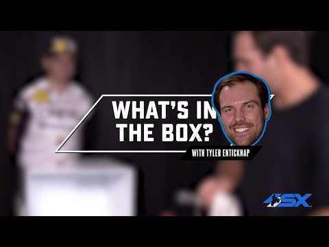 Whats in the Box Ep 05 Carmichael Sheheen