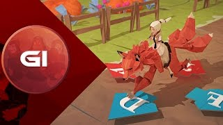 Epistory: Typing Chronicles Gameplay | 1080p 60fps Max Settings