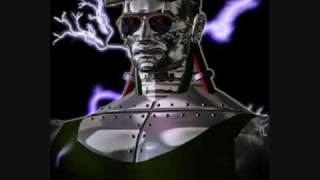 Tekken 2 P.Jack theme