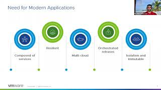 VMware IT Journey to Cloud Native Architecture
