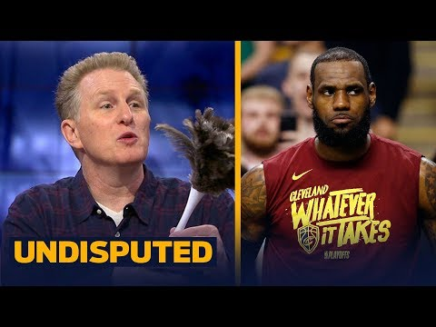 Michael Rapaport says it\'s over for LeBron\'s Cavs in the Eastern Conf. Finals | NBA | UNDISPUTED