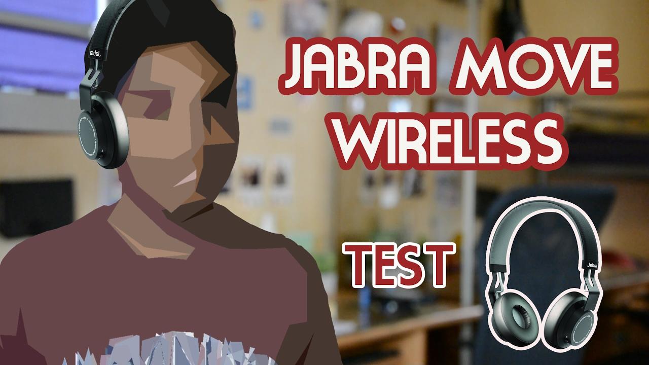 daf39807ebd09 Jabra Move Wireless ft. SianaPanda   TEST   TechTuto - YouTube