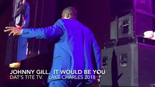 Johnny Gill. It Would Be You