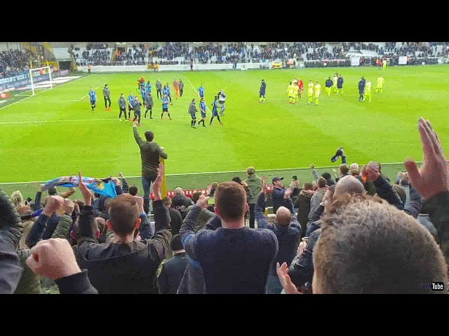 2018-2019 - Club Brugge-AA Gent - Feestje Na De Overwinning