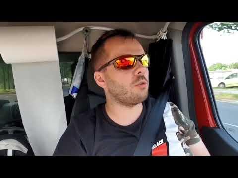 Euro Bus Driver Vlog - Day 11  Ekspresem Z Niemiec Do UK + Bonus (jak Wygląda Odprawa Na Eurotunelu)