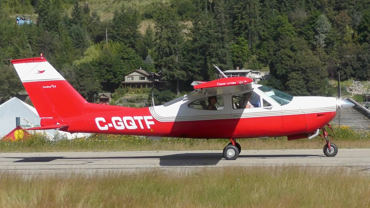 Download Cessna 177RG Cardinal Takeoff
