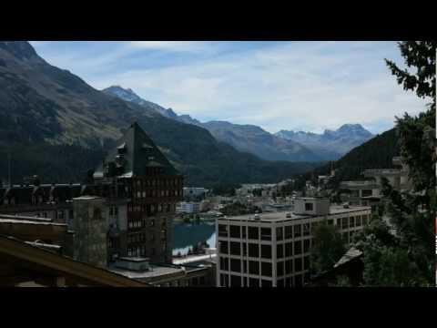 St.Moritz and Davos, Switzerland