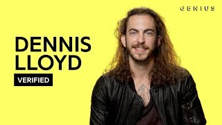 "Dennis Lloyd ""Nevermind"" Official Lyrics & Meaning 