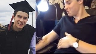 Shawn Mendes Gets First Tattoo & Graduates High School!