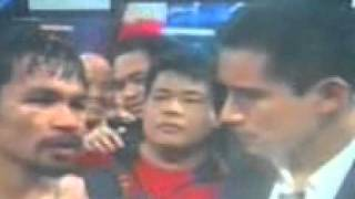 pacquiao vs margarito( Tausug version)part 1