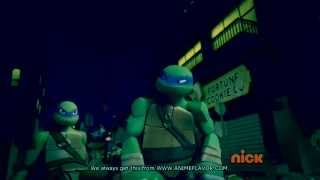 Tmnt 2014~Leo~Running Errands with my mom MV short