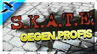 S.K.A.T.E gegen die PROFIS !! | EA Skate #14