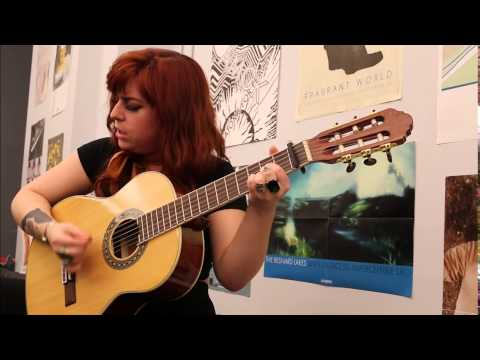 "Kim Logan - ""You Hung The Moon"" - Grooveshark NYC"
