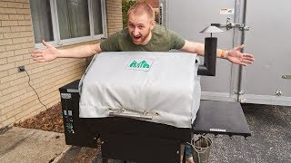 Green Mountain Grill WiFi Pellet Grill Review