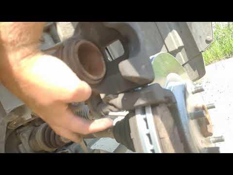 Сузуки замена тормозных колодок сузуки гранд витара своими руками