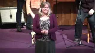 "Rev. Karen Lindvig Meditation ""Silence for Your Soul-Trek""—Seattle Unity Church—01-26-2014"