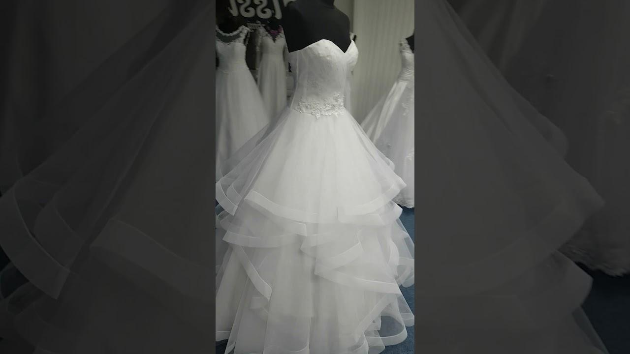 6b2fe5776954 Svadobne saty No.1 Uz ich mame v salone. Svadobný Salón Sissi svadobne šaty  Poprad