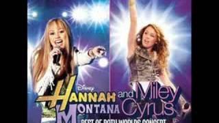 Hannah Montana - RockStar karaoke version