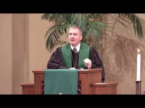 Sermon: Compassionate Evangelism - Rev. Stewart Smith