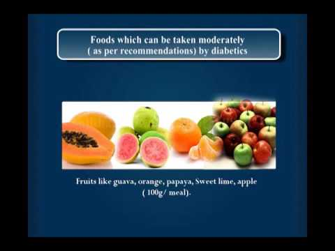 Nutrition & Diabetes Education for control of Diabetes Mellitus