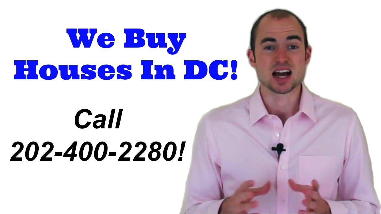 We buy houses dc 202 400 2280 we buy houses in dc va for Buy house in dc