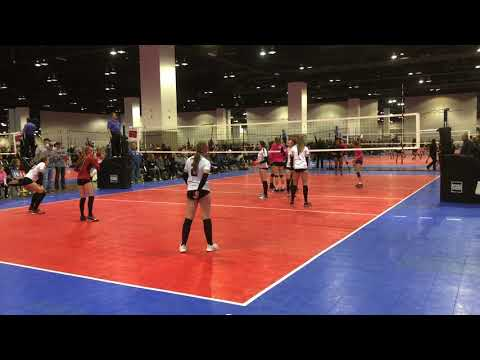 2018 Colorado Crossroads Premier 14 Black v. Club One 14 Black